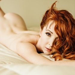Caelyx Ginger Pussy leak onlyfans leaked
